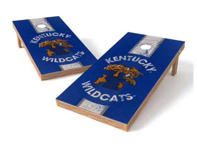 Kentucky Wildcats Wild Sports Authentic Cornhole Toss Game