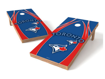 Toronto Blue Jays Wild Sports Authentic Cornhole Toss Game