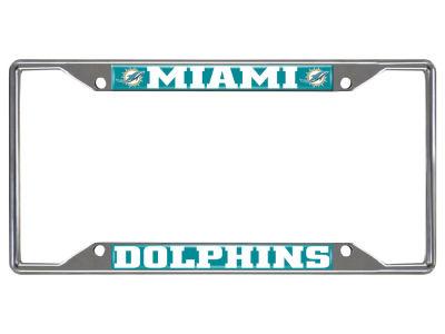 Miami Dolphins NFL License Plates & Frames | lids.com