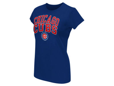 Chicago Cubs G-III Sports MLB Women's Endzone T-shirt