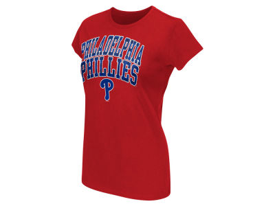 Philadelphia Phillies G-III Sports MLB Women's Endzone T-shirt