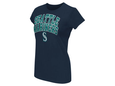 Seattle Mariners G-III Sports MLB Women's Endzone T-shirt