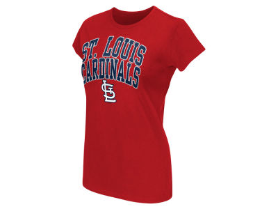 St. Louis Cardinals G-III Sports MLB Women's Endzone T-shirt