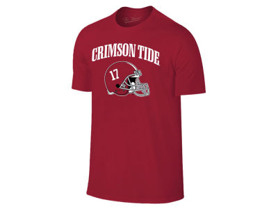Alabama Crimson Tide 2 for $28  The Victory NCAA Men's Football Helmet T-Shirt