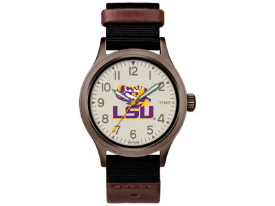 LSU Tigers Men's Clutch Watch