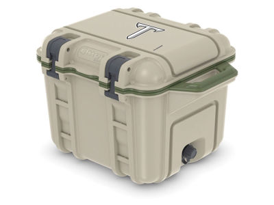 Troy University Trojans OtterBox 25 Quart Cooler