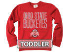 Ohio State Buckeyes NCAA Toddler Crew Neck Sweatshirt Sweatshirts