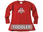 Ohio State Buckeyes NCAA Toddler Girls Fleece Dress Dresses