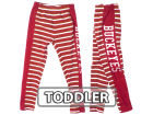 Ohio State Buckeyes NCAA Toddler Girls Striped Legging Pants