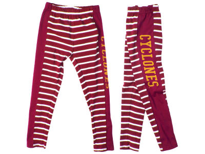 NCAA Toddler Girls Striped Legging