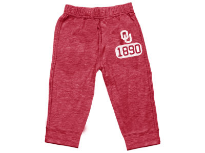 Oklahoma Sooners Wes and Willy NCAA Toddler Basic Fleece Pant