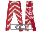 Ohio State Buckeyes NCAA Kids Girls Stripe Legging Loungewear