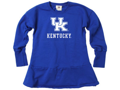 Kentucky Wildcats Wes and Willy NCAA Kids Girls Fleece Dress