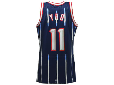 Houston Rockets Yao Ming NBA Men's Hardwood Classic Swingman Jersey