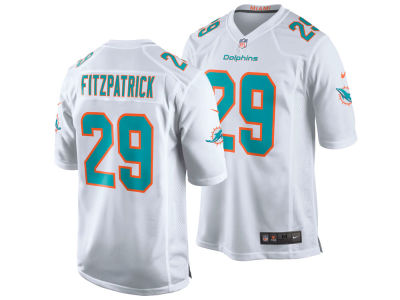 Miami Dolphins Minkah Fitzpatrick Nike NFL Men's Game Jersey