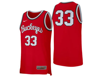 16e7ea86 Nike 2018 NCAA Men's Retro Basketball Jersey Apparel at OhioStateBuckeyes .com