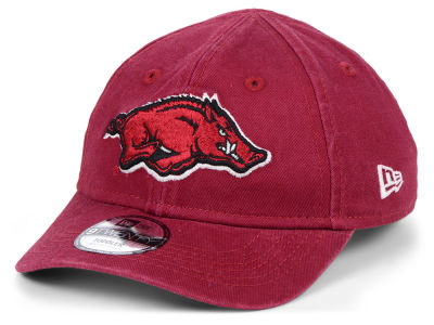 Arkansas Razorbacks New Era NCAA Junior 9TWENTY Cap