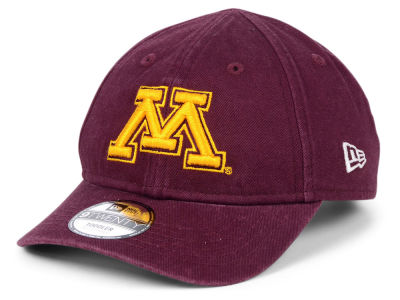 Minnesota Golden Gophers New Era NCAA Junior 9TWENTY Cap