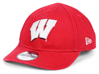 Wisconsin Badgers New Era NCAA Junior 9TWENTY Cap