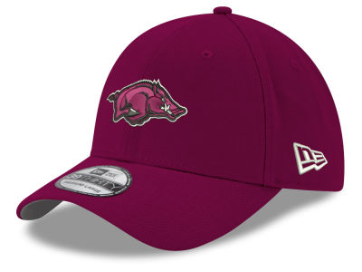 Arkansas Razorbacks New Era NCAA Youth 39THIRTY Cap