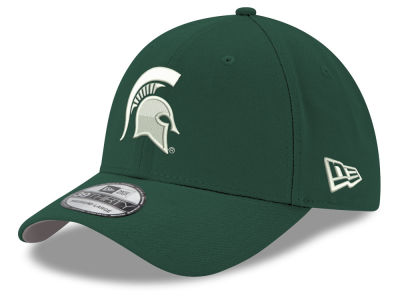 Michigan State Spartans New Era NCAA Youth 39THIRTY Cap