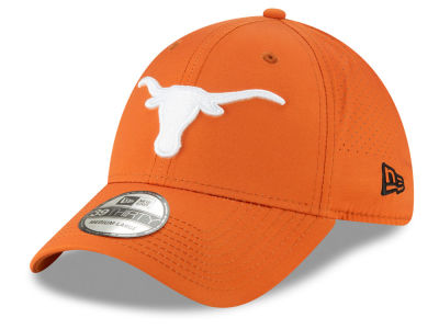 30afe3508b7 Texas Longhorns New Era NCAA Performance Play 39THIRTY Cap