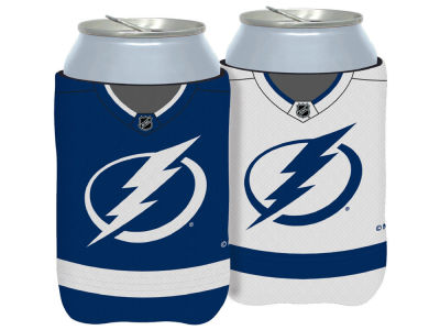 Tampa Bay Lightning 2 Sided Jersey Coozie