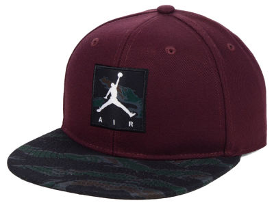 Jordan Youth Tiger Camo Snapback Cap