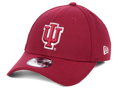 Indiana Hoosiers New Era NCAA College Classic 39THIRTY Cap
