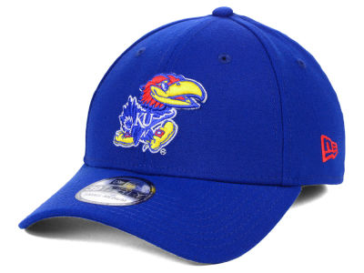 Kansas Jayhawks New Era NCAA College Classic 39THIRTY Cap