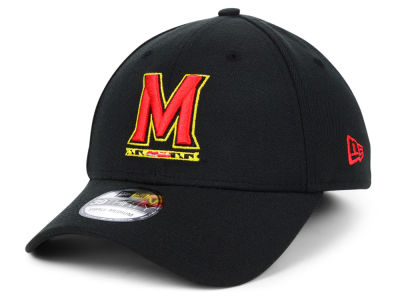 Maryland Terrapins New Era NCAA College Classic 39THIRTY Cap