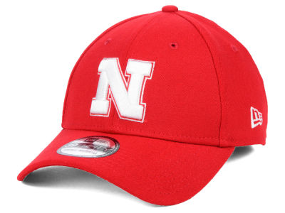 Nebraska Cornhuskers New Era NCAA College Classic 39THIRTY Cap