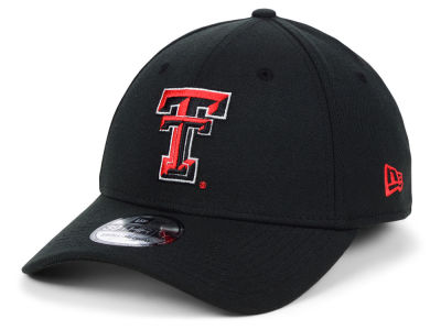Texas Tech Red Raiders New Era NCAA College Classic 39THIRTY Cap