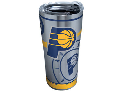Indiana Pacers Tervis 20oz NBA Paint Stainless Steel Tumbler