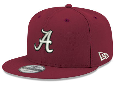 Alabama Crimson Tide New Era NCAA Youth Core 9FIFTY Snapback Cap