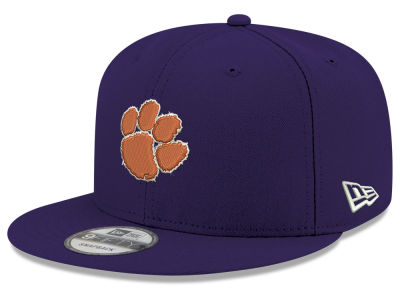 Clemson Tigers New Era NCAA Youth Core 9FIFTY Snapback Cap