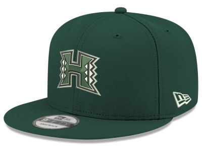 Hawaii Warriors New Era NCAA Youth Core 9FIFTY Snapback Cap