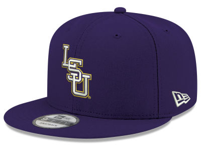 LSU Tigers New Era NCAA Youth Core 9FIFTY Snapback Cap