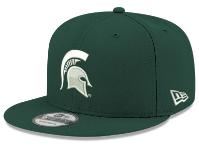 Michigan State Spartans New Era NCAA Youth Core 9FIFTY Snapback Cap