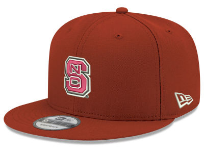 North Carolina State Wolfpack New Era NCAA Youth Core 9FIFTY Snapback Cap