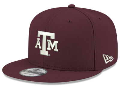 639b0b6971f Texas A M Aggies New Era NCAA Youth Core 9FIFTY Snapback Cap