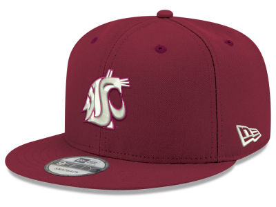 Washington State Cougars New Era NCAA Youth Core 9FIFTY Snapback Cap