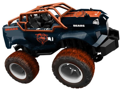 Chicago Bears R/C Monster Trucks