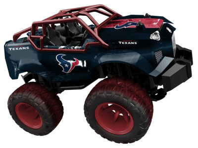 Houston Texans R/C Monster Trucks