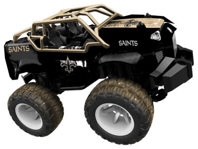 New Orleans Saints R/C Monster Trucks
