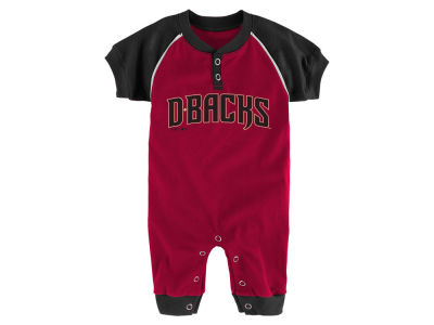 Arizona Diamondbacks Outerstuff MLB Newborn Game Time Coverall