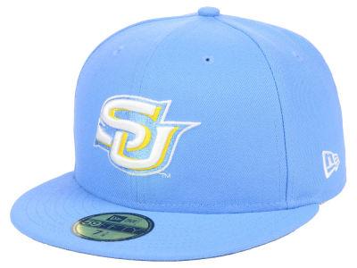 4b8663807 Southern Jaguars New Era NCAA AC 59FIFTY Cap