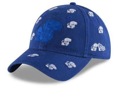 4e1f6fbc2c1 Kansas Jayhawks New Era NCAA Women s Logo Scatter Cap