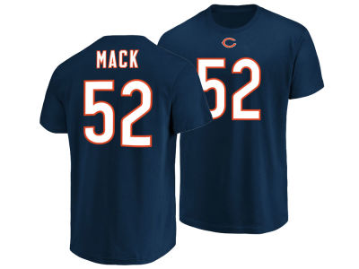 Chicago Bears Khalil Mack Nike NFL Men's Eligible Receiver III T-Shirt