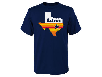 Houston Astros Outerstuff MLB Youth Sunrise State T-Shirt